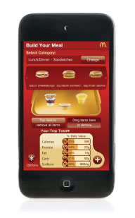 McDs-Meal-Builder