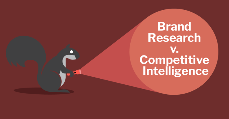 Brand Research v. Competitive Intelligence: How Well Do You Know Your Own Brand?