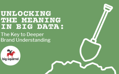 Unlocking the Meaning in Big Data: The Key to Deeper Brand Understanding